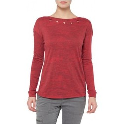 T-shirts manches longues O'neill T-Shirt  Lw Quiet - Red Dahlia