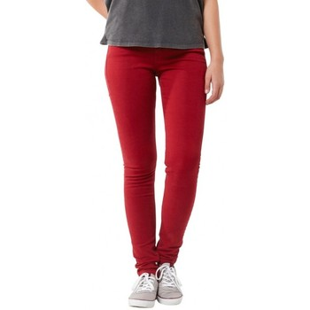 Vêtements Femme Pantalons 5 poches O'neill Pantalon  Lw Fav 5-Pocket - Red Dahlia Rouge
