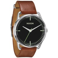 Montre Nixon Montre  Mellor - Black / Saddle