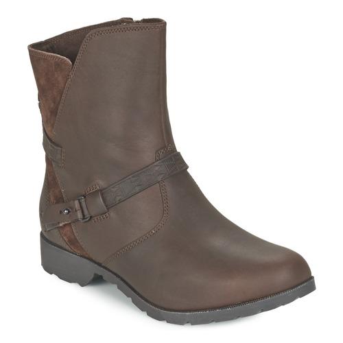 Bottines / Boots Teva DELAVINA LOW Marron 350x350