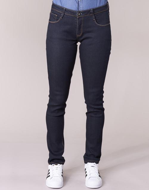 Yurban Femme Slim Bleu Brut Ietoulette Jeans tCxsrhQd