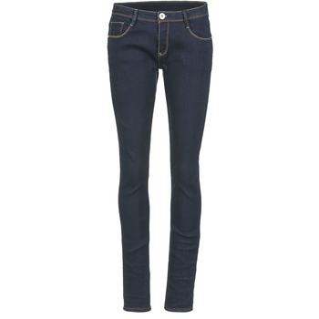 Jeans Yurban ETOULETTE SLIM Bleu brut 350x350