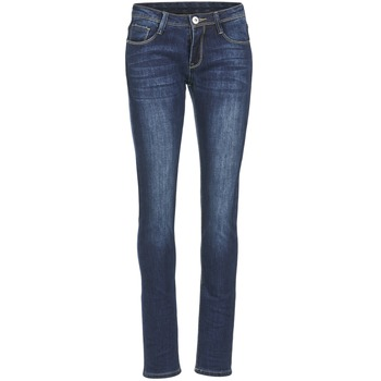 Vêtements Femme Jeans slim Yurban ETOULETTE Bleu medium