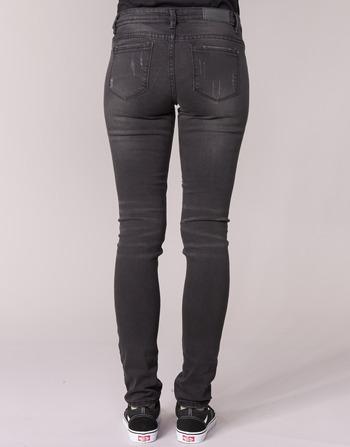 Vêtements Femme Yurban Noir Slim Ietoulette Jeans xdBCoe