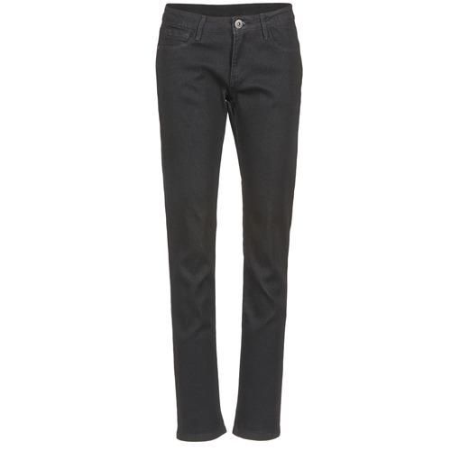 Jeans Yurban ESQUANE DROIT Noir 350x350