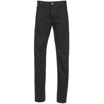 Jeans Yurban EDABALO DROIT Noir 350x350