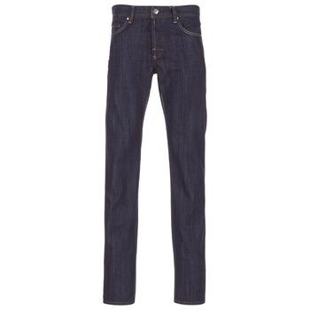 Jeans Yurban EDABALO DROIT Bleu brut 350x350