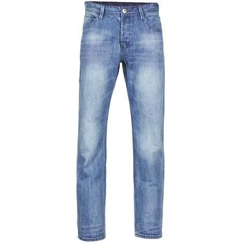 Vêtements Homme Jeans droit Yurban IEDABALO Bleu clair