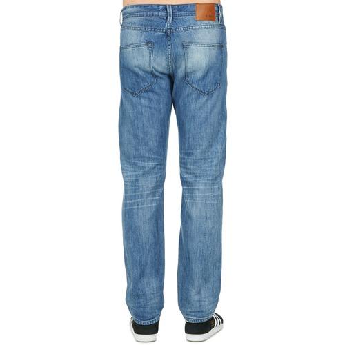 Yurban Droit Clair Bleu Homme Iedabalo Jeans bEDIH2YeW9