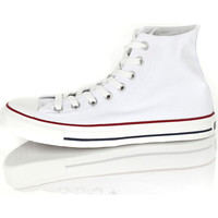Chaussures Homme Baskets montantes Converse All Star Homme Hautes  Blanche Blanc