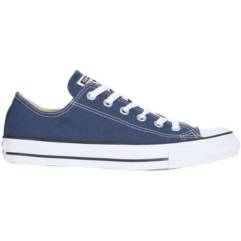 Chaussures Femme Baskets basses Converse All Star Femme Basses  Marine Marine