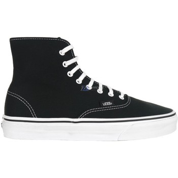 Chaussures Femme Baskets montantes Vans Authentic HI Noir