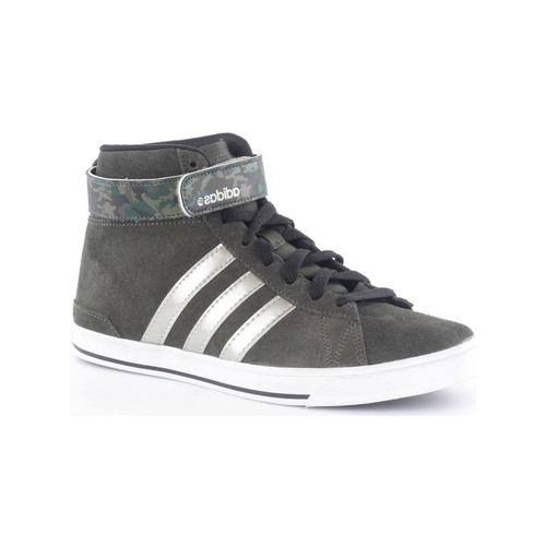 adidas Originals F38602 Chaussures de sport Femme Army green Army green - Chaussures Basket montante Femme
