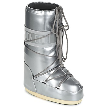 Bottes Moon Boot MOON BOOT VYNIL MET Argent 350x350