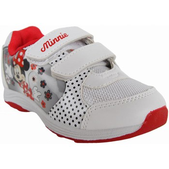 Chaussures Fille Baskets basses Minnie Mouse DM001960-B2124 Blanco