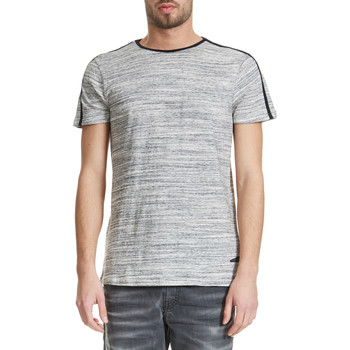 Vêtements Homme T-shirts manches courtes Japan Rags Tee Shirt  Abaco Gris Chine Homme Gris