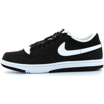 Chaussures Homme Baskets basses Nike Court force low Black / White