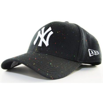 Casquettes New Era Casquette New Era 3930 NY Yankees Stretch Speckle Noir