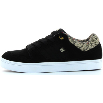 Chaussures Homme Baskets basses DC Shoes Course SE Black Tan