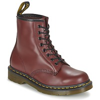 Chaussures Boots Dr Martens 1460 Rouge