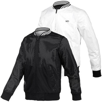 Vêtements Homme Vestes adidas Originals Neo Rev Bmb Jacket Noir