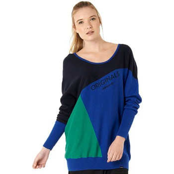 Vêtements Femme Pulls adidas Originals Originals CB Knit Sweater Noir