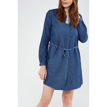 Robes courtes Lee Robe  Delft Blue Bleu Femme