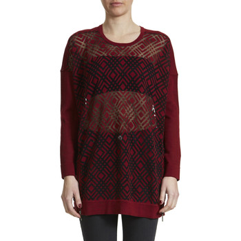 Pull Eleven Paris Pull Filly Rouge Femme
