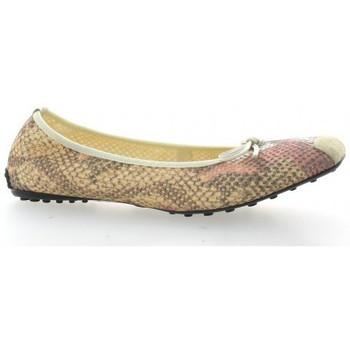 Chaussures Femme Ballerines / babies Elizabeth Stuart Ballerines tissu Poudré
