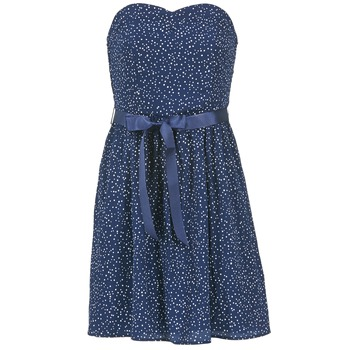 Vêtements Femme Robes courtes Morgan RPEPS Marine