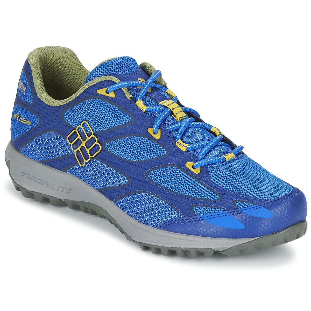 Chaussures-de-running Columbia CONSPIRACY IV OUTDRY Bleu