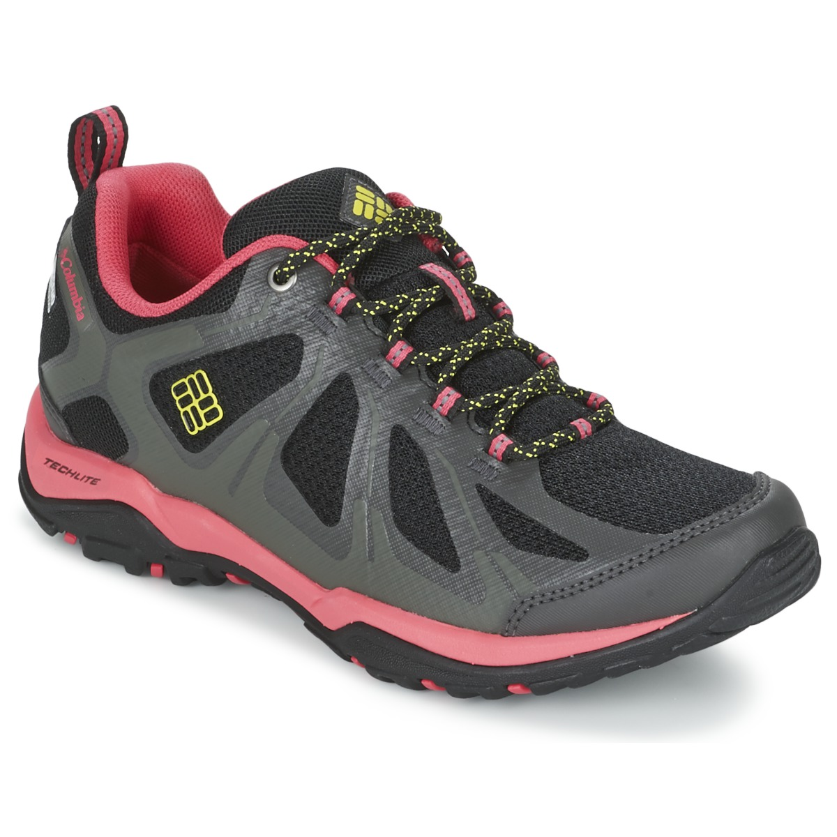 Chaussures-de-sport Columbia PEAKFREAK XCRSN II XCEL LOW OUTDRY Noir