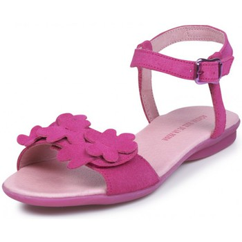 Chaussures Fille Sandales et Nu-pieds Agatha Ruiz de la Prada Sandales et nu-pieds  Fille rose 132991C rose