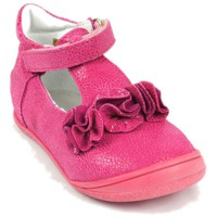 Chaussures Fille Ballerines / babies GBB Babies  Fille rose BABETTE rose