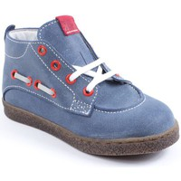 Boots Little Mary - Baskets/Bottillons garçon bleu MARIN