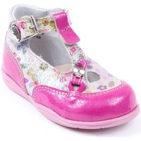 Chaussures Fille Ballerines / babies Little Mary Babies/Bottillons PALAIS rose - rose