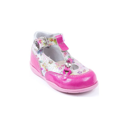 Chaussures Fille Ballerines / babies Little Mary Babies  Fille rose PALAIS rose