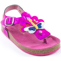 Chaussures Fille Tongs Agatha Ruiz de la Prada Sandales/Tongs fushia 142981B rose