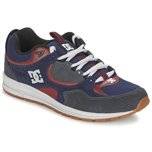 Skate DC Shoes KALIS LITE Marine / Gris 350x350