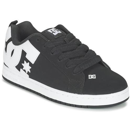 Skate DC Shoes COURT GRAFFIK Noir 350x350