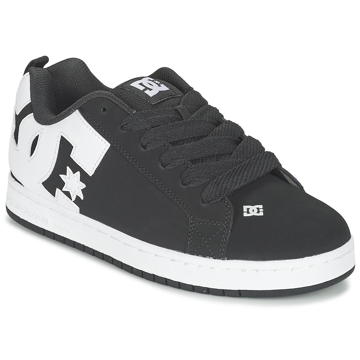 DC Shoes COURT GRAFFIK Noir