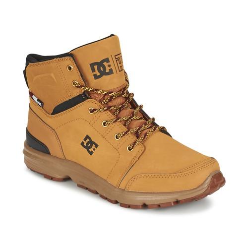 Chaussures Homme Boots DC Shoes TORSTEIN Blé / Noir
