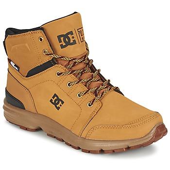 Bottines / Boots DC Shoes TORSTEIN Blé / Noir 350x350