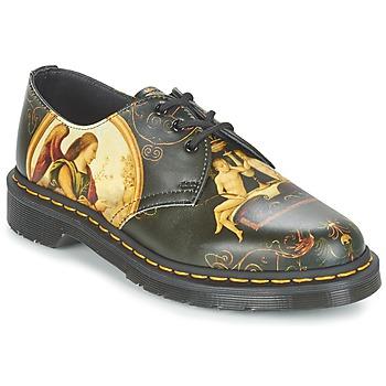 Chaussures Derbies Dr Martens 1461 Noir / Imprimé