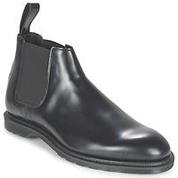 Chaussures Homme Boots Dr Martens WILDE Noir