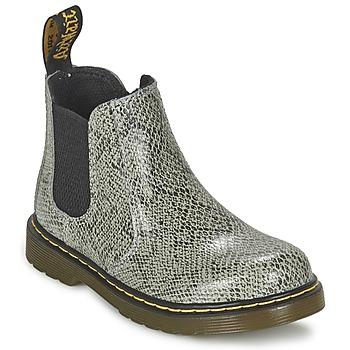 Bottines / Boots Dr Martens BANZAI ASP Gris Clair 350x350