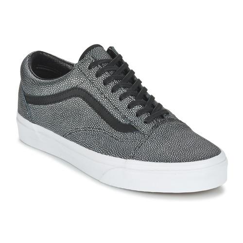 chaussure vans old skool grise