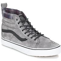 Chaussures Baskets montantes Vans SK8-HI MTE Gris