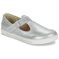 Chaussures Enfant Sandales et Nu-pieds Birkenstock ABILENE Argent