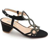 Chaussures Femme Sandales et Nu-pieds Grunland  Nero